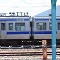 高萩駅留置されている415系1500番台 (19)