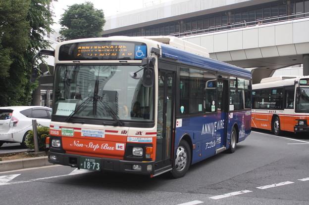 東武バス 9968号車
