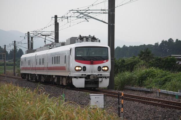 E491系East-i-E KY出場回送 (2)