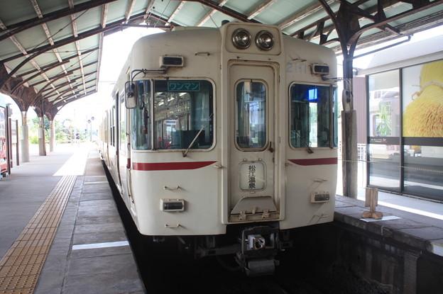 一畑電鉄2100系2101F