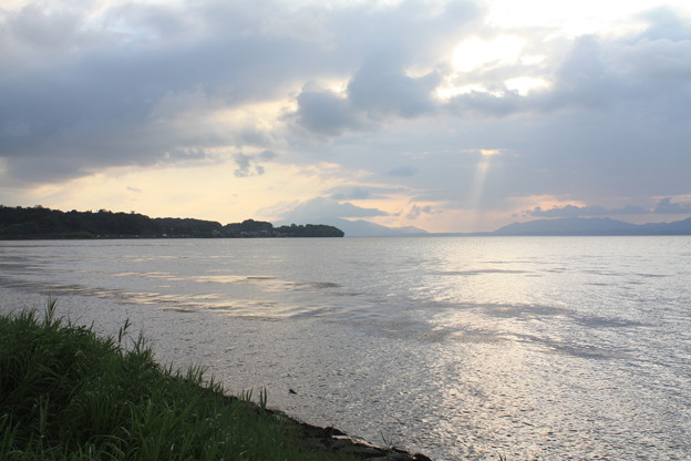 宍道湖 IMG_118985