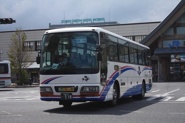 中国JRバス 島根200か518