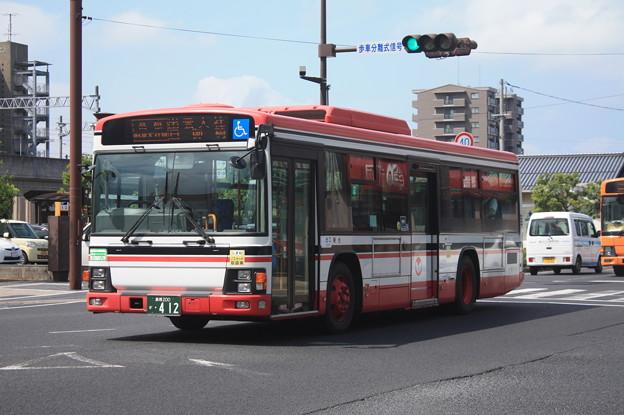 一畑バス 8367号車