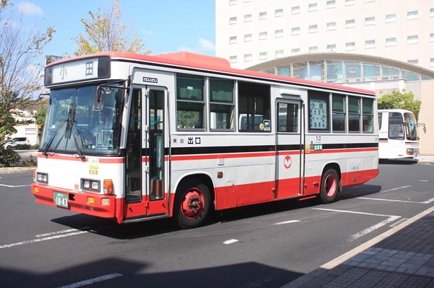 一畑バス 830号車
