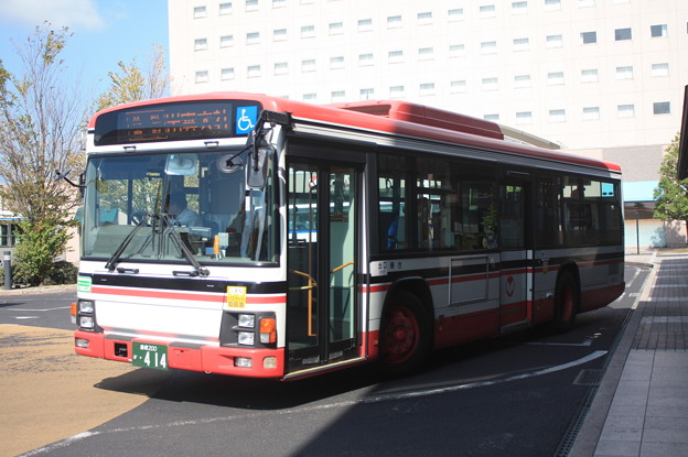 一畑バス 8369号車