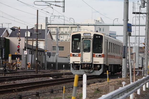 ひたちなか海浜鉄道 キハ11形