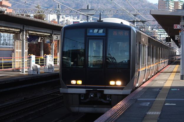 JR神戸線 321系D37編成