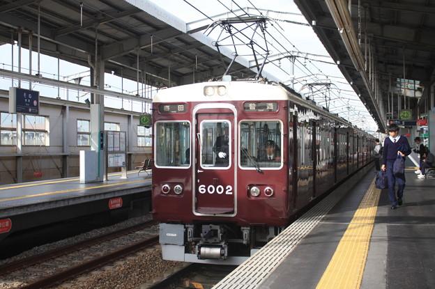 阪急宝塚線 6000系6002F
