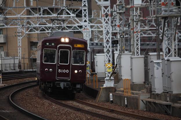 阪急宝塚線 5100系5100F