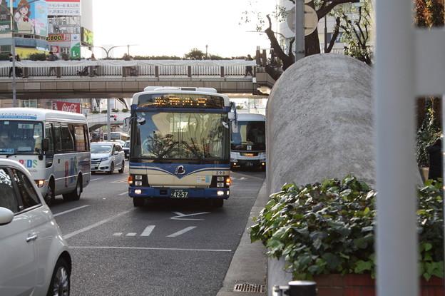 阪神バス 293号車