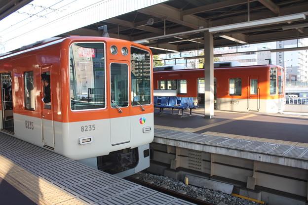阪神本線 8000系