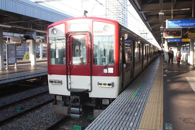 阪神なんば線 近鉄5300系