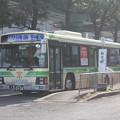 写真: 大阪市営バス 17-2136号車