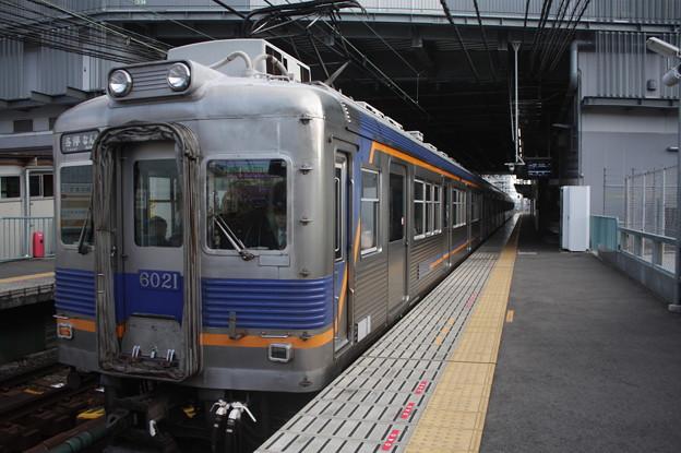 南海高野線 6000系6021F