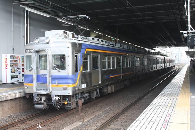 南海高野線 6000系6011F