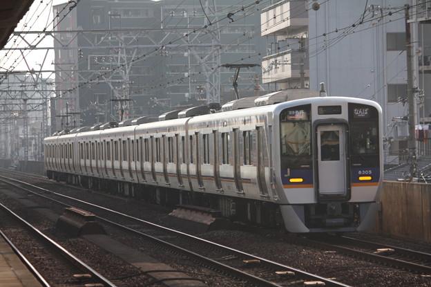 南海本線 8300系8305F