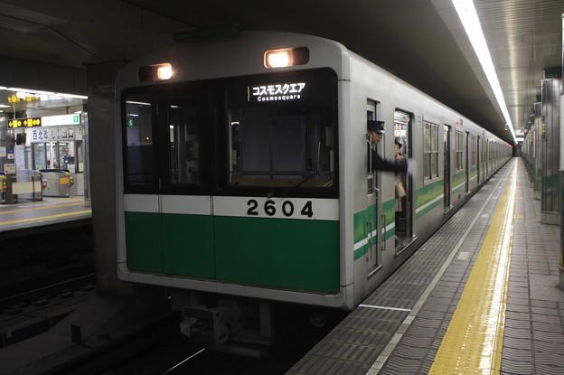大阪市営地下鉄中央線 20系2604F