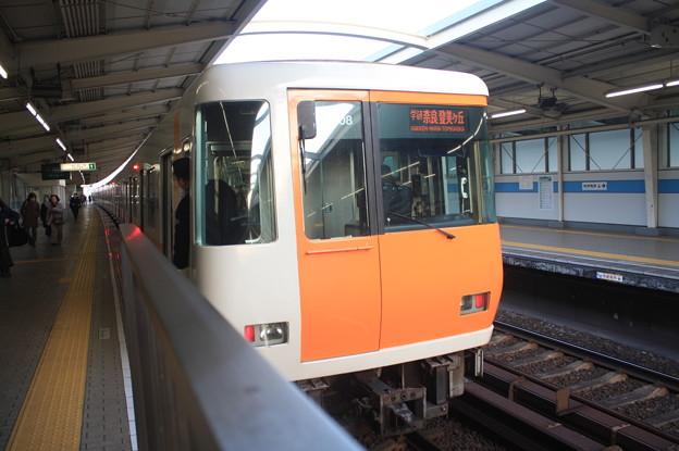 大阪市営地下鉄中央線 近鉄7000系7108F