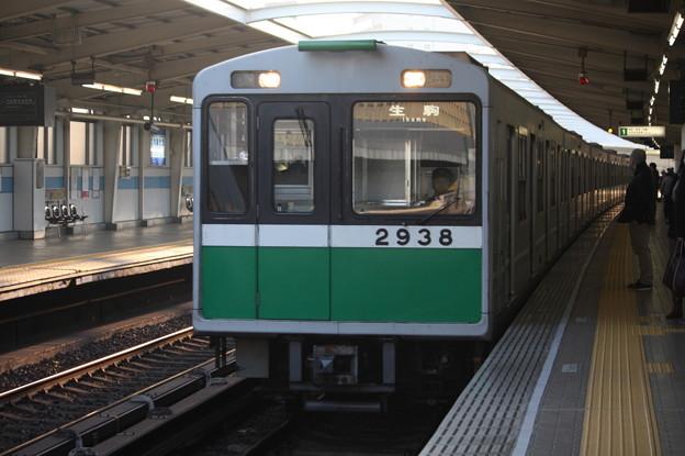 大阪市営地下鉄中央線 20系2638F