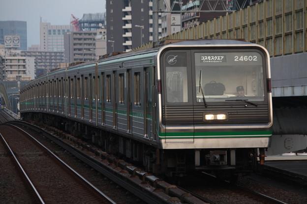 大阪市営地下鉄中央線 24系24602F