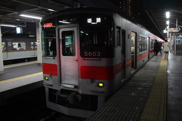 阪神本線 山陽5000系5603F