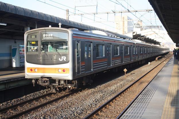 武蔵野線 205系ケヨM63編成