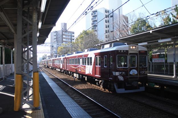 阪急京都線 6300系 京とれいん