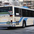 写真: 山陽バス 5420A号車 後部