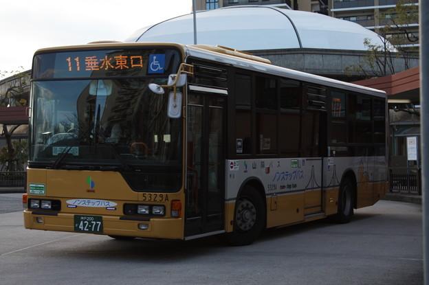 山陽バス 5329A号車