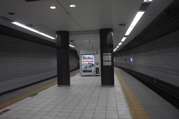 阪神なんば線 九条駅 ホーム