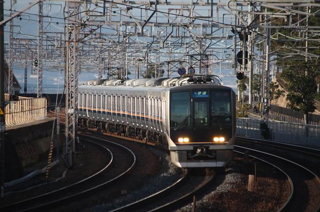 JR神戸線 321系D32編成