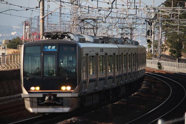 JR神戸線 321系D32編成 (1)