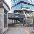 ゆりかもめ汐留駅