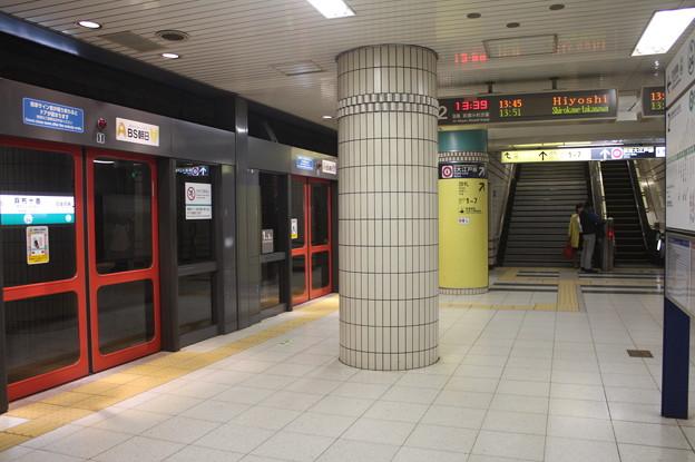 東京メトロ南北線溜池山王駅
