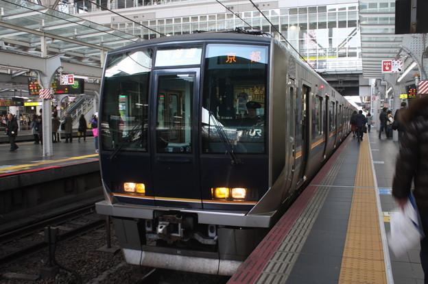 JR京都線・JR神戸線 321系D2編成