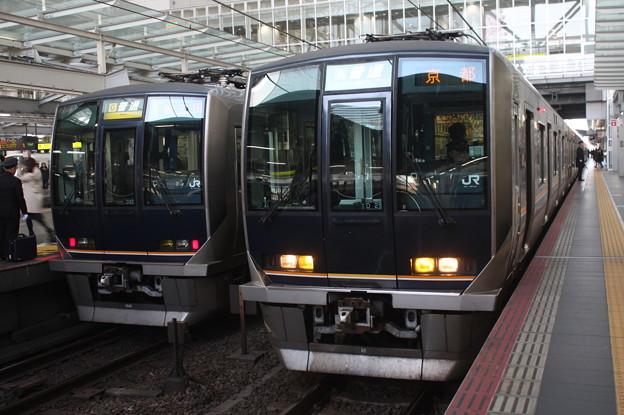 JR京都線・JR神戸線 321系D32編成・D2編成