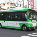 神戸市営バス 018号車
