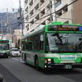 神戸市営バス 520号車 2系統