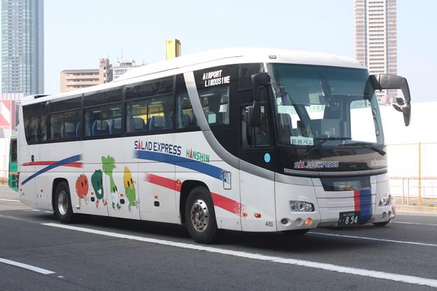 阪神バス 461号車