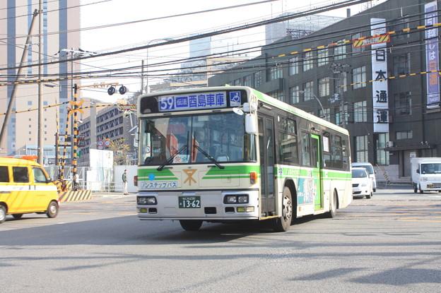 大阪市営バス 59系統