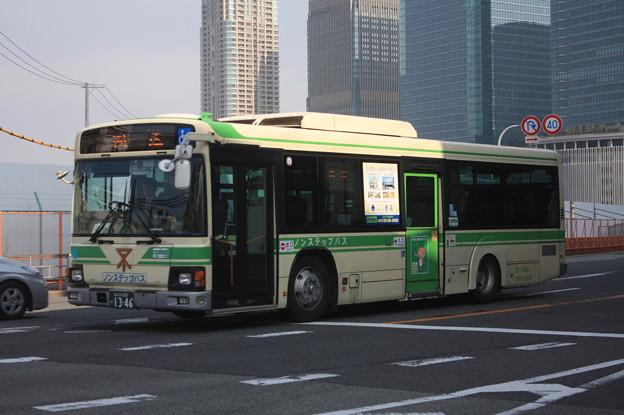 大阪市営バス 39-1346号車