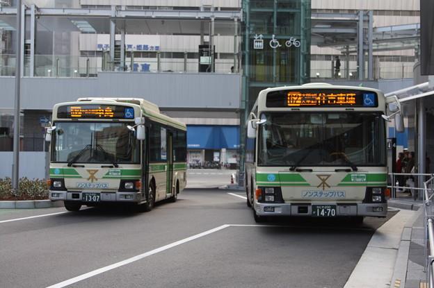 大阪市営バス 20-1470号車