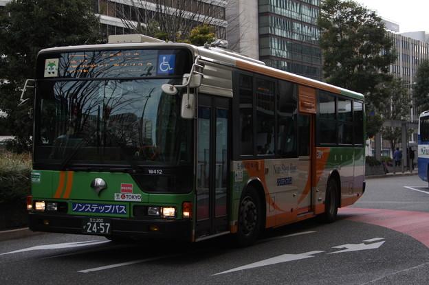 都営バス S-W412
