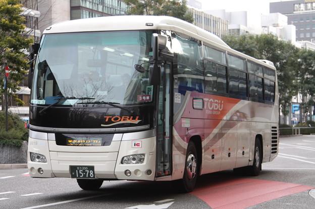東武バス 9819号車