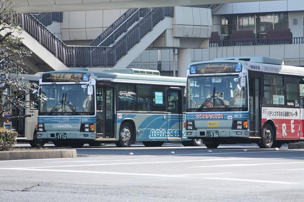 関鉄グリーンバス・関東鉄道