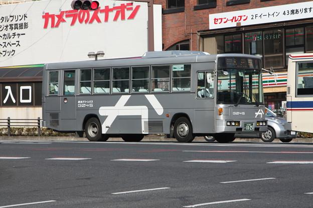 関鉄グリーンバス G045