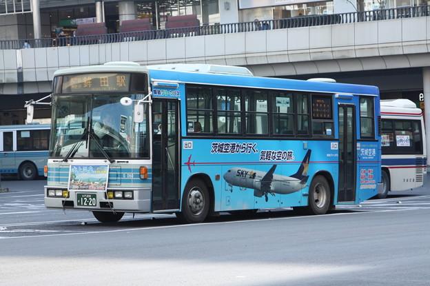 関鉄グリーンバス G060