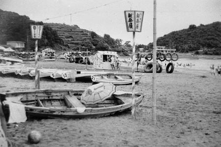 古い土々呂 beach-1