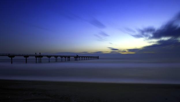 写真: 藍海