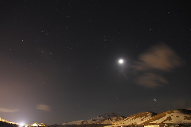 長野県白樺湖湖畔から見えるこの美しい星空を、世界195カ国の皆様にお届けしたい。